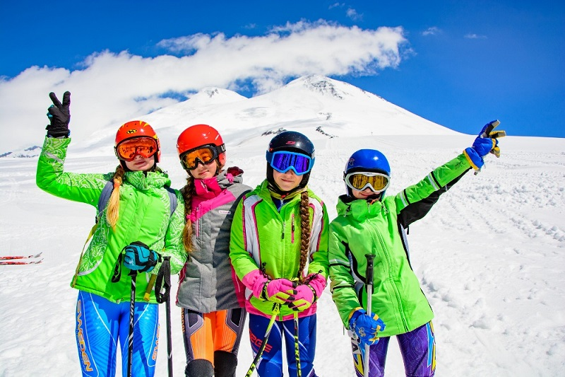 More than 250 thousand people spent their holiday in Elbrus in 2016/2017 season